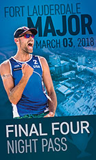 Final Four Night Pass <small>MARCH 03 </small>