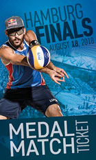 Saturday Medal Match Tickets <small>AUGUST 18</small>
